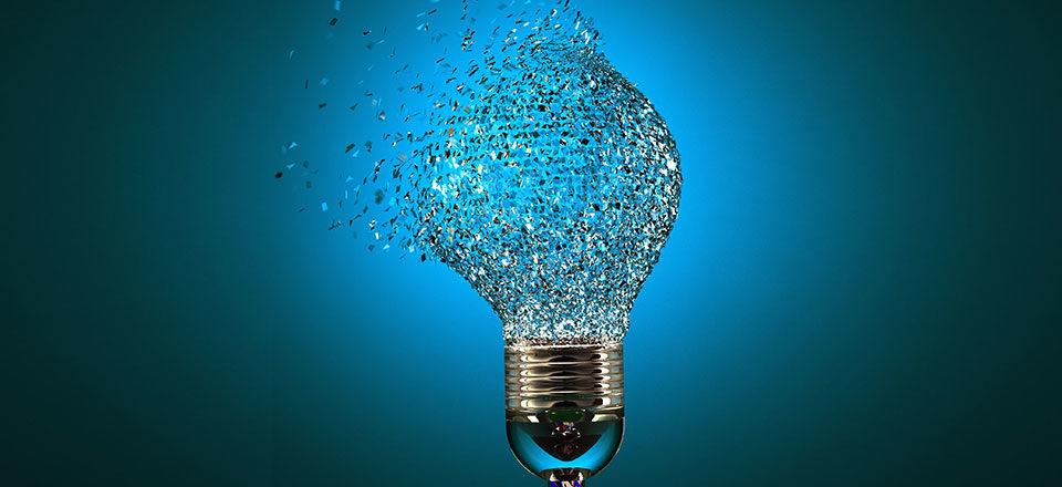 Innovation = Execution x Creativity