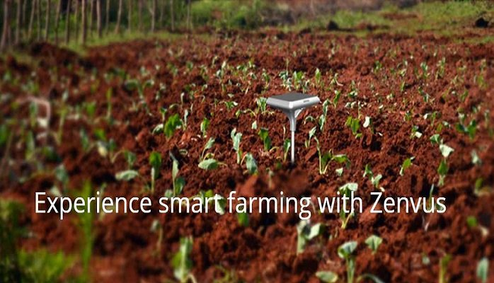 My plan to transform Africa's agriculture with Zenvus Smartfarm