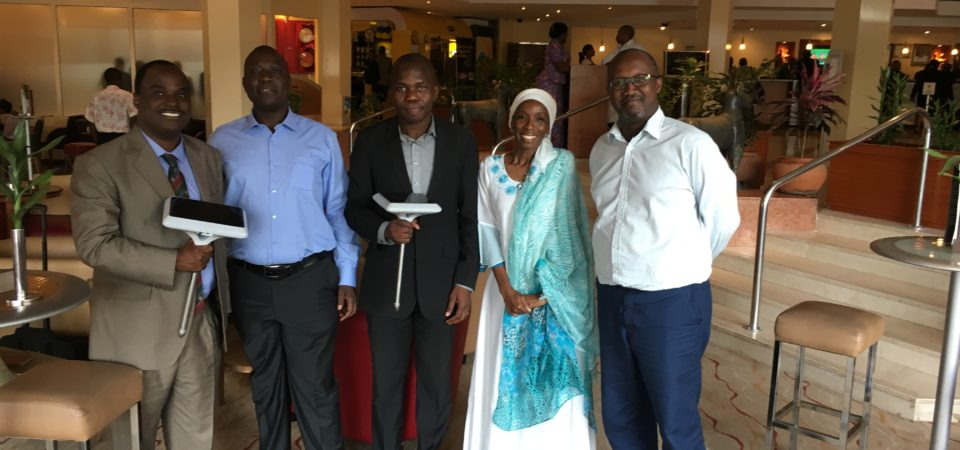 Zenvus is presented to Bank of Agriculture and African Development Bank
