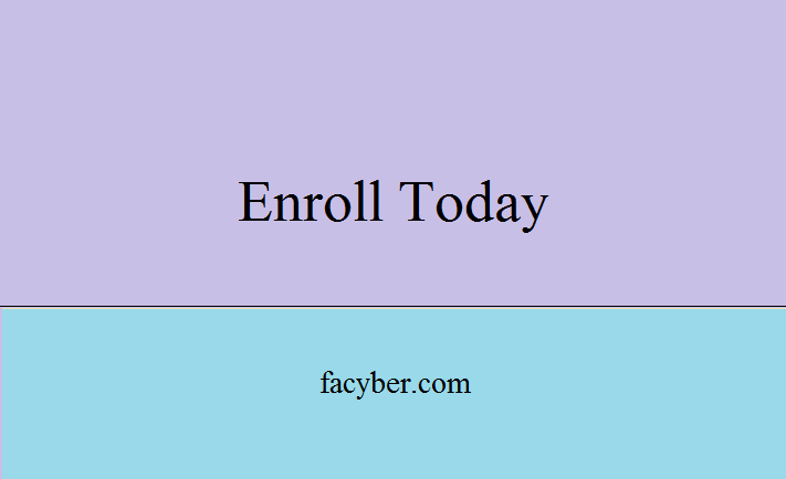 Simply, Enroll Today