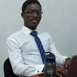Facyber appoints Irikefe Aniboh as a Student Ambassador in UNILAG
