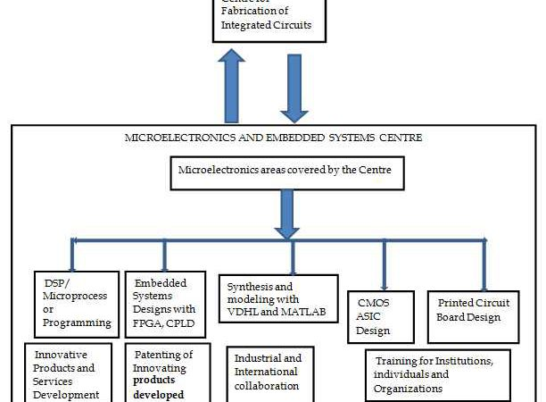 Tools and Strategies to develop Nigeria's Microelectronics and Embedded Systems Sector