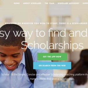 How three geeks are fixing scholarship problems in Nigeria via ScholarX