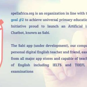 How Spellafrica introduced mVocabulary in Nigeria and building Sabi educational chatbot on IBM Watson