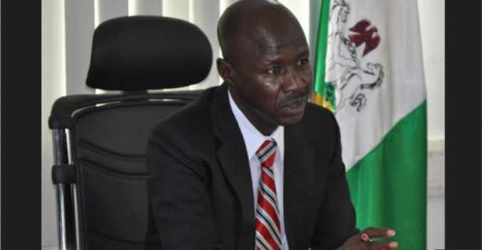 Full text of EFCC Chairman Ibrahim Magu's Response to Buhari/Attorney General Query