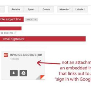 The most effective Gmail and Yahoo Mail phishing attacks and how to avoid them