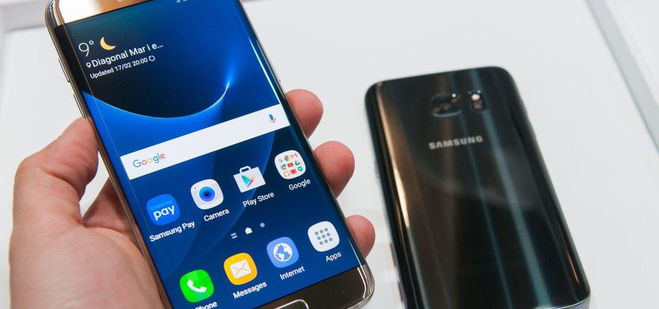 "Samsung sees ""intensifying competition"" in its Mobile Device Business"