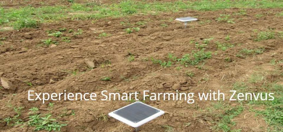 "We can ""cure"" poverty in Africa in this generation with Zenvus precision agriculture"