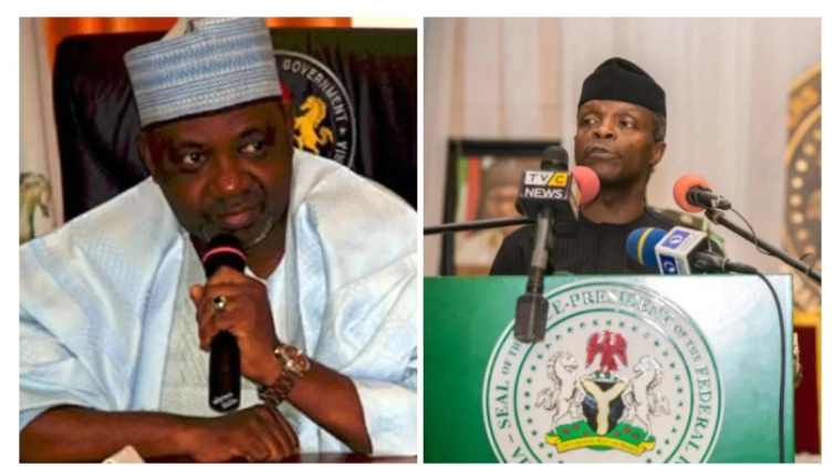 Namadi Sambo, Yemi Osinbajo Disagrees Over Kaduna Water Project