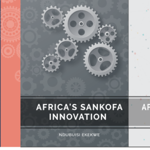 """Suggestions for Cover of """"Africa's Sankofa Innovation"""" Book"""