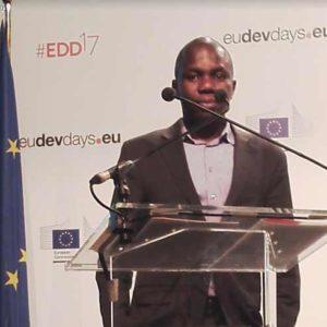Fasmicro Group Chairman Ndubuisi Ekekwe Speaks At The European Commission, Belgium