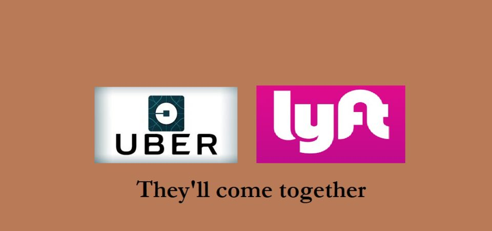 Why Uber And Lyft Will Merge