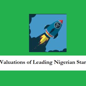 Comprehensive Valuations of Nigerian Tech Startups