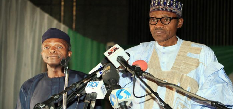 President Buhari Accepts APC Presidential Ticket for 2019 Election (Full Text)