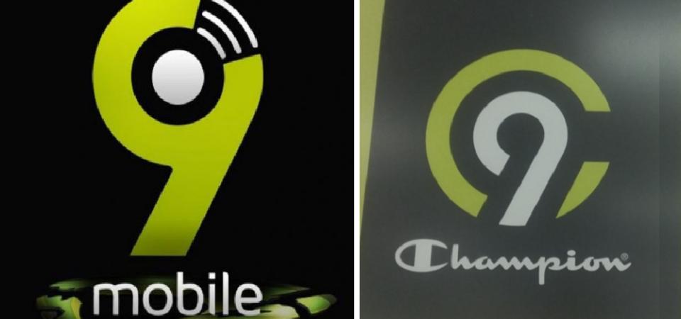 9Mobile (nee Etisalat) Logo Resembles This U.S. Apparel Logo