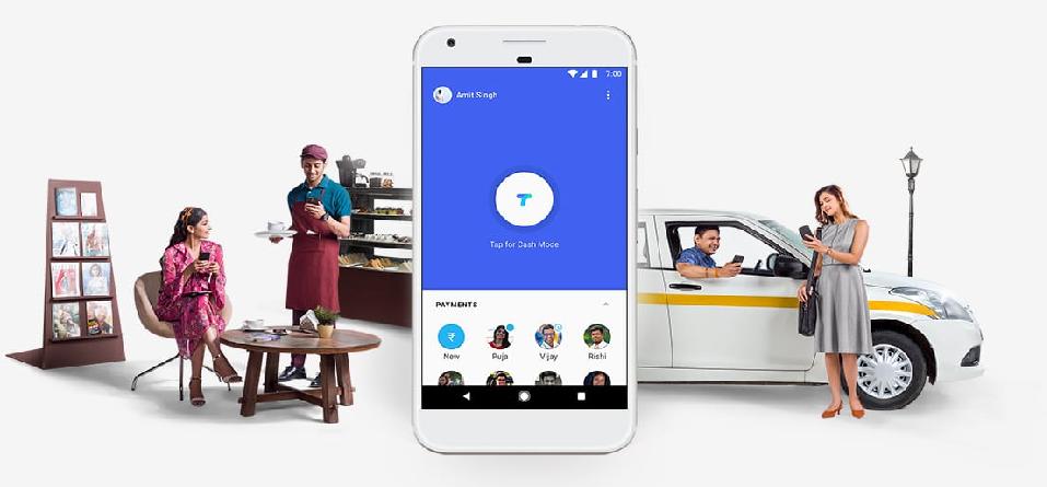 Google Tez Begins Africa's New Era of  Voice Banking