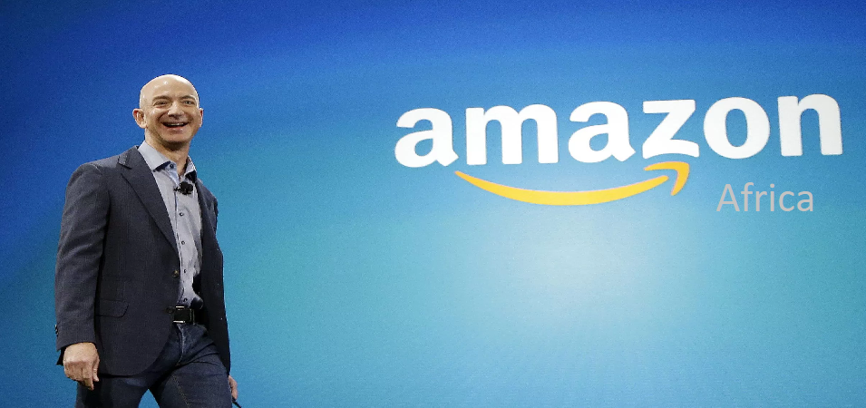 Amazon's Africa March