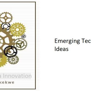 11.1 – Emerging Tech Business Ideas