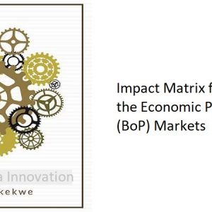 11.2 – Impact Matrix for Base of the Pyramid (BoP) Markets