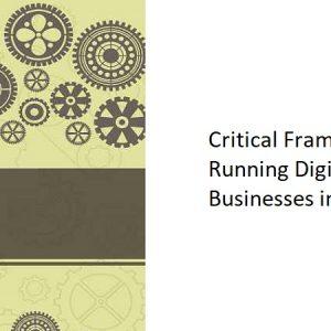 12.3 – Critical Frameworks for Running Digital Businesses in Africa