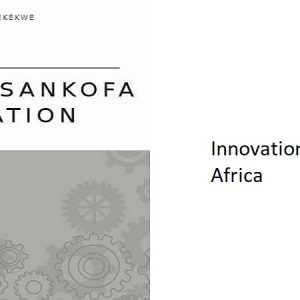 3.2 – Innovation Economy for Africa