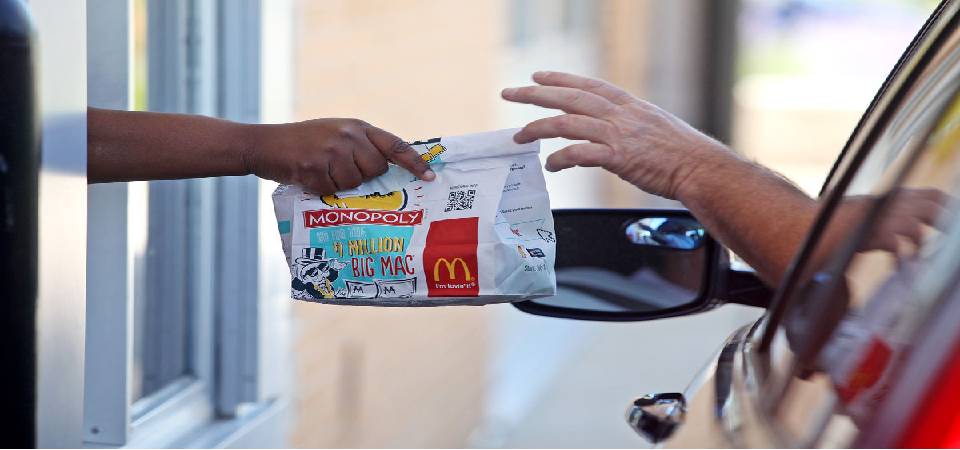 Bringing McDonald's Drive-Thru to Jumia and Konga in Lagos