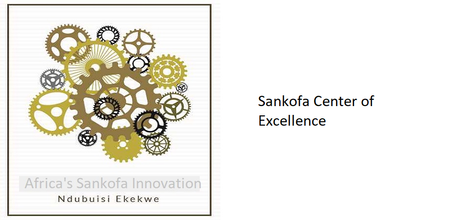 11.0 – Sankofa Center of Excellence