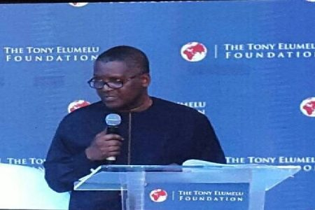 Summary and Analysis of Dangote Presentation at 2017 Elumelu Forum