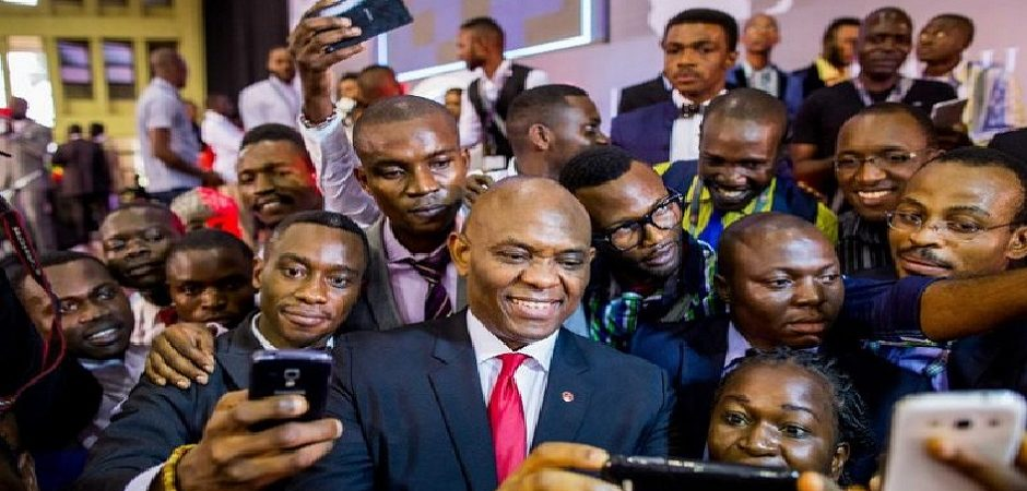 Summarizing Tony Elumelu Presentation at 2017 Elumelu Entrepreneurship Forum