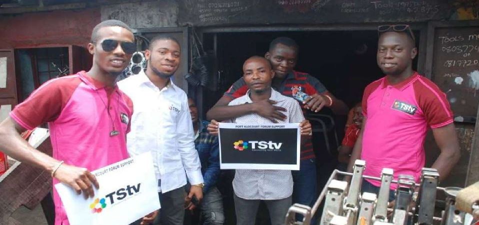 TStv's Goliath Challenge of DStv