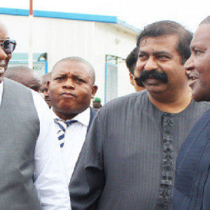 Dangote Conglomerate Taxes