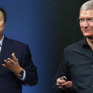 Samsung's Circular Profit on Apple