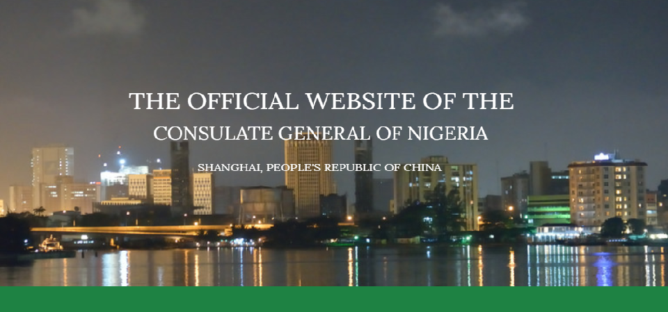 Nigerian Consulate Shanghai Republishes My Opinion on China and Nigeria