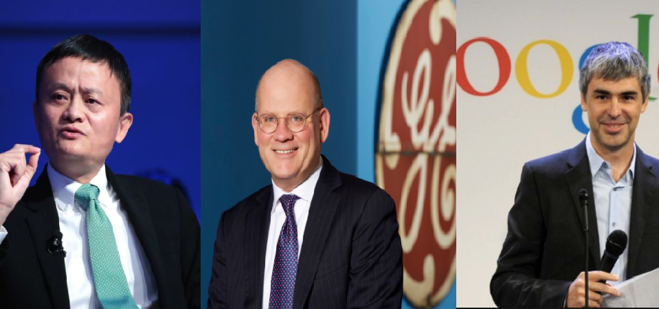 Running Conglomerates: GE Needs To Take Internships in Google, Amazon or Alibaba