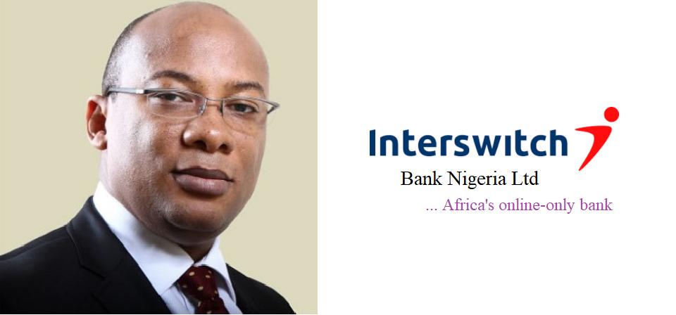 The Interswitch Bank Nigeria Ltd