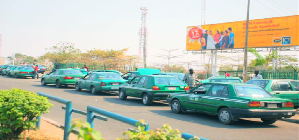 The Anomaly of Banned Abuja Painted Taxicab
