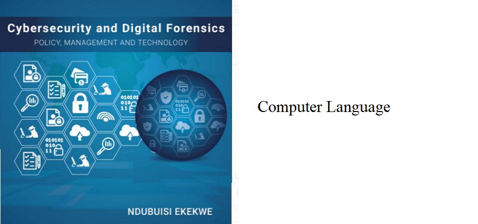 1.1 – Computer Language