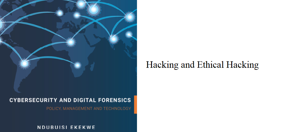 4.0 – Hacking and Ethical Hacking