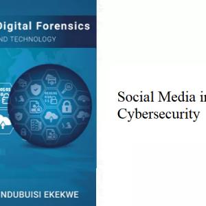 7.2 – Social Media in Cybersecurity