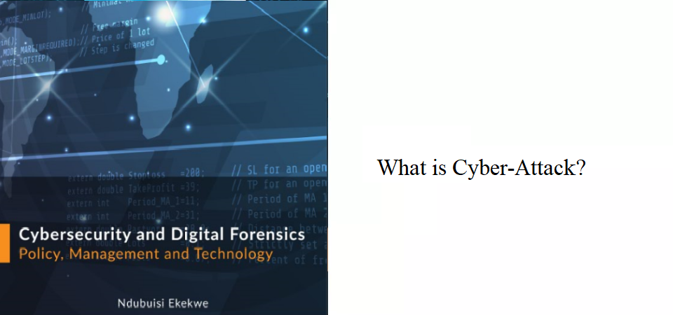 6.0 – What is Cyber-Attack?