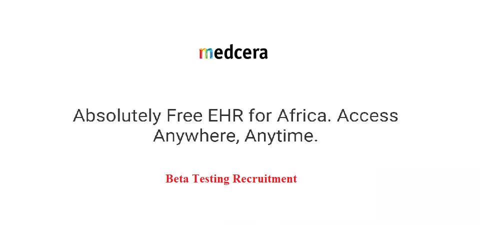 Absolutely Free EMR/EHR for Hospitals, Labs etc in Nigeria