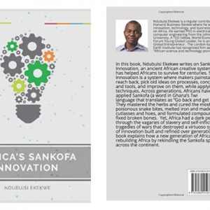 My Book, Africa's Sankofa Innovation, Doing Well on Amazon and Tekedia