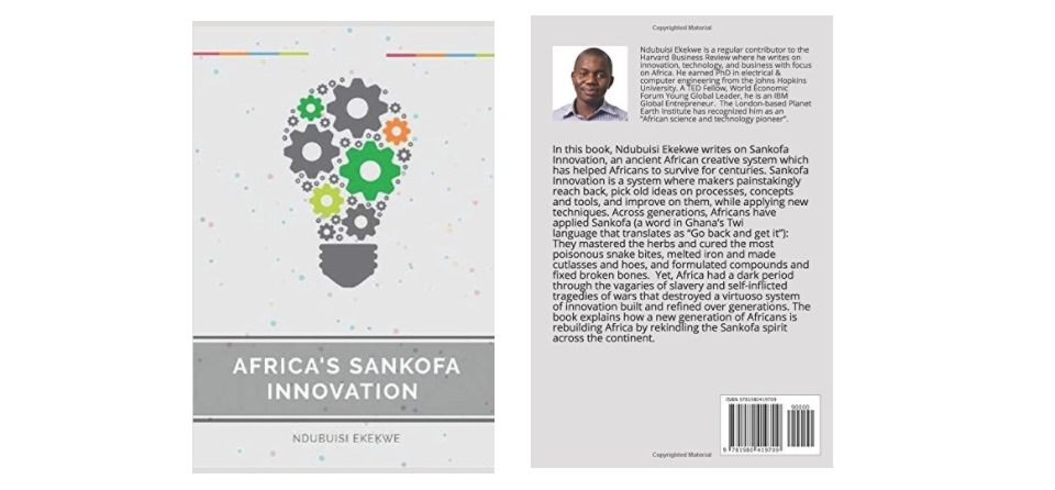 My Book, Africa's Sankofa Innovation, Doing Well on Amazon and Tekedia