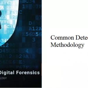 11.3 – Common Detection Methodology