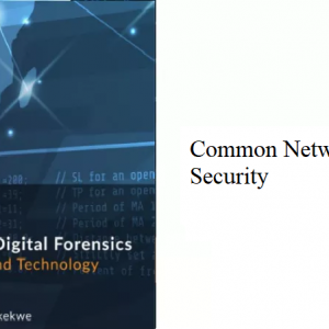 12.2 – Common Network Security