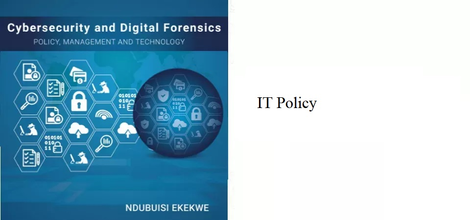 13.3 – IT Policy