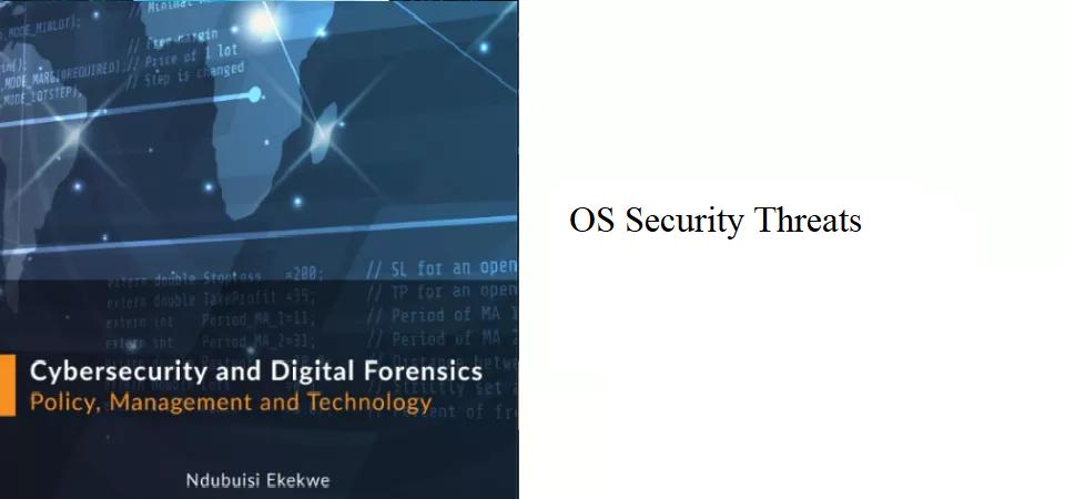12.3 – OS Security Threats