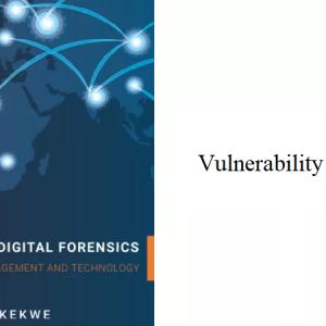 10.2 – Vulnerability Assessment