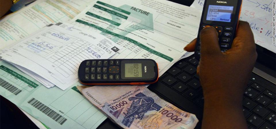Fintech's Asymmetric Warfare in Africa