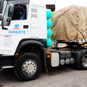Business Idea #1 – Managing Dangote Group Truck Fleet
